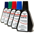 Trodat replacement ink designed for self-inking and other stamp pads. Variety of ink colors for self-inking stamps.