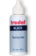 INKTEXTILE - Trodat Clothing Stamp Ink, 2 oz. bottle